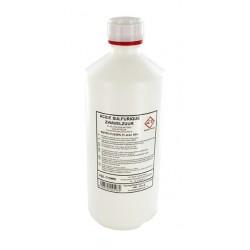 Acide sulfurique pour batterie en bidon d'1 Litre.