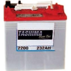 Batterie de traction 6V, capacité 164 AH5H pour véhicules de golf, transporter, utilitaire.