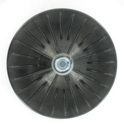 Ventilateur pour JOHN DEERE/SABO. Modèle renforcé et équilibré avec insert métallique.