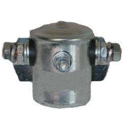 Relais de démarreur à corps métal / 12 V - 3 bornes pour SNAPPER et autres montages.
