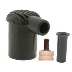 Antiparasite avec pointe à visser pour fil Ø : 7mm