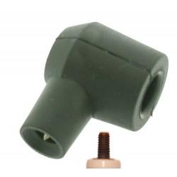 Antiparasite avec pointe à visser pour fil Ø : 5mm
