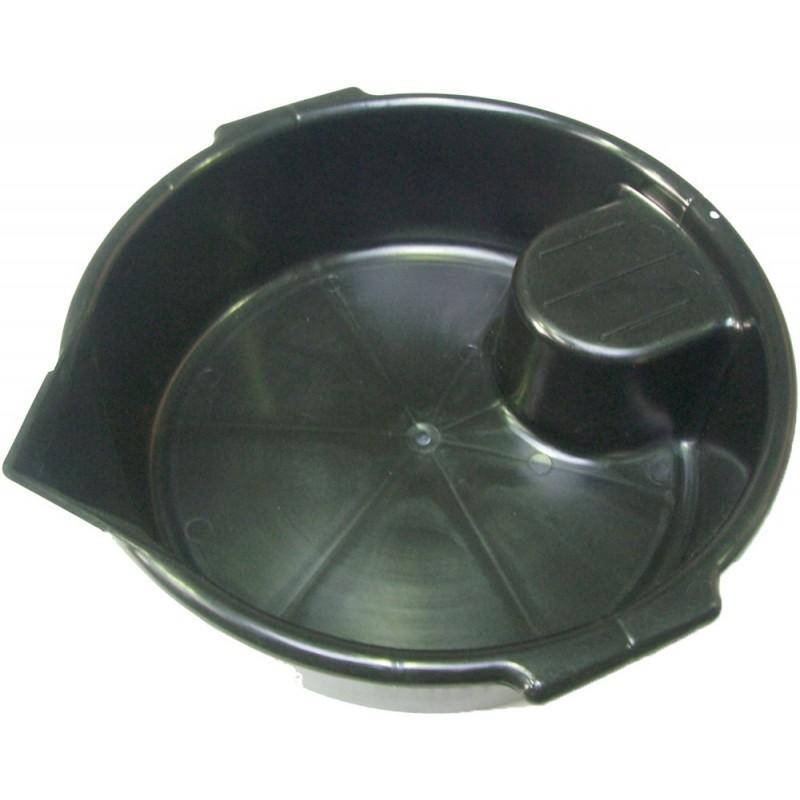 bac de vidange pressol en plastique pour nettoyage ou vidange contenance 7 litres lg. Black Bedroom Furniture Sets. Home Design Ideas