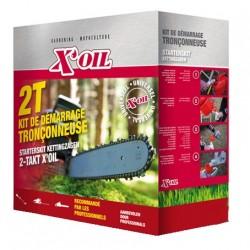 KIT DEMARRAGE XOIL 2 TEMPS - TRONCONNEUSE
