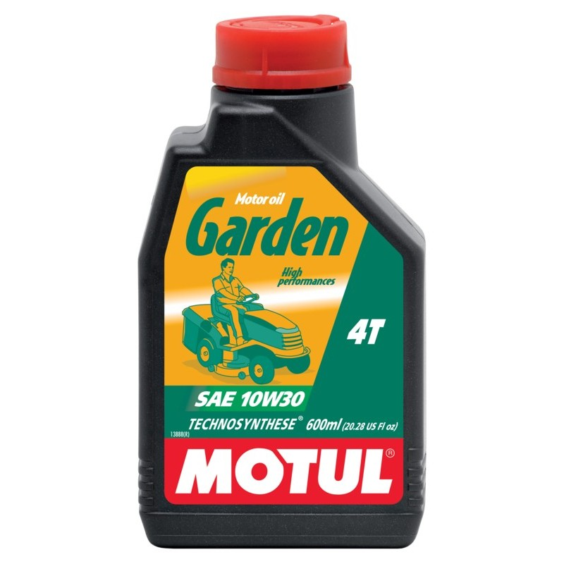 huile moteur 4t motul 10w30 garden 4t en 2l lg motoculture. Black Bedroom Furniture Sets. Home Design Ideas