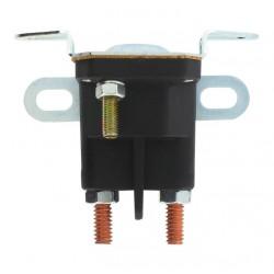 Relais de démarreur multi-applications 3 bornes à fixations latérales et inférieures.