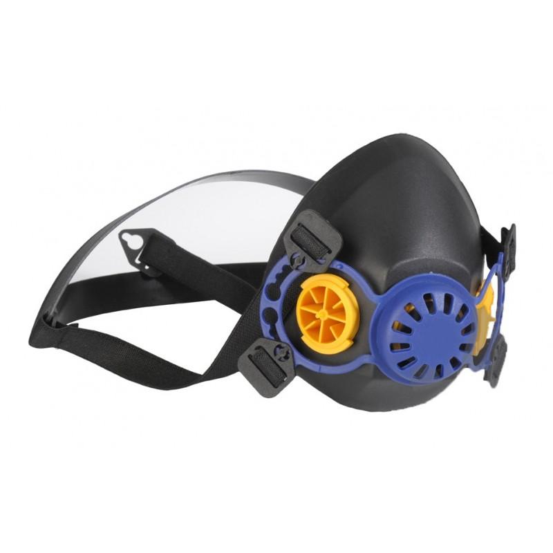 1 2 masque protection respiratoire sans filtre lg. Black Bedroom Furniture Sets. Home Design Ideas