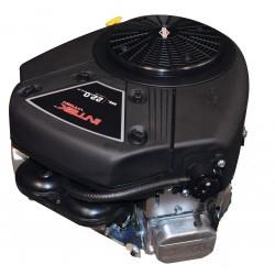 MOTEUR B&S 22 INTEK TWIN OHV-VERT 25.4X80 DEM ELEC+FILTRE