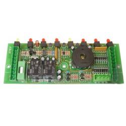 Platine électronique 8 fonctions  pour CASTELGARDEN avec fusible