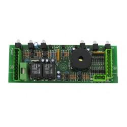 Platine électronique 6 fonctions  pour CASTELGARDEN avec fusible