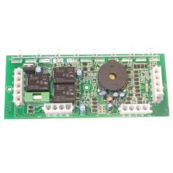 Platine électronique 8 fonctions  pour CASTELGARDEN avec fusible.