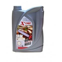 HUILE DE CHAINE X'OIL EN 2L