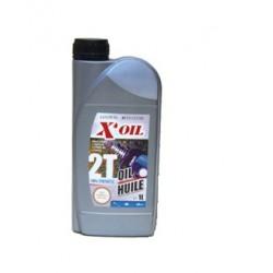 HUILE XOIL 2 TPS 100% SYNTHESE EN 1L