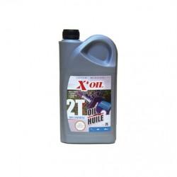HUILE XOIL 2 TPS 100% SYNTHESE EN 2L