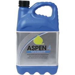 Carburant ASPEN 4 - 5 litres pour moteurs 4 temps