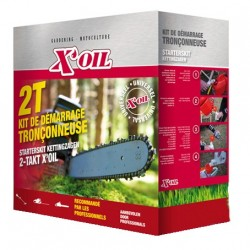 KIT DEMARRAGE XOIL 2 TEMPS - TRONCONNEUSE