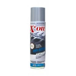 Aérosol X'OIL anti-résine, bombe de 250ml.