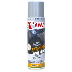 Aérosol X'OIL anti-herbe, bombe de 250ml.