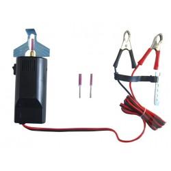 Affuteuse de chaine - Se connecte sur une batterie 12 V
