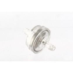 Filtre à essence à tamis métallique (75 microns) - Ø: d'entrée: 6,35mm.
