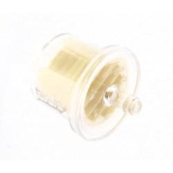 Filtre à essence à tamis papier universel (80 microns), pour modèles à fort débit - Ø: d'entrée: 6,75 / 4,3mm.
