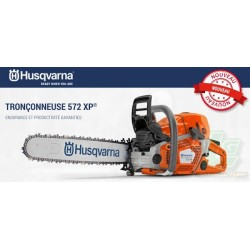 Tronçonneuses HUSQVARNA 572 XP