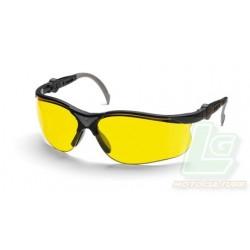 Lunettes de protection Pro jaune