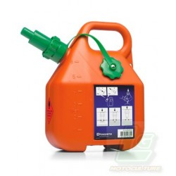 Bidon essence orange
