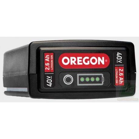 Batterie OREGON B425E 2,6 Ah